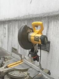 Serra Esquadria para Cortar Aluminio e Madeira de Bancada