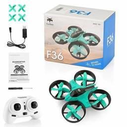 Drone modelo F36 Mini Novo Aceito Cartão Ultimas Unidades!!!