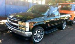 Gm - Chevrolet Silverado - 1998