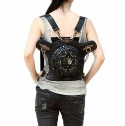 Bolsa Feminina Biker couro skull harley davidson, usado comprar usado  São Leopoldo