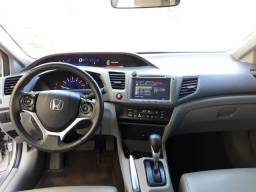 Honda Civic 2.0 LXR com kit multimídia original 2013 - 2014 - 2013
