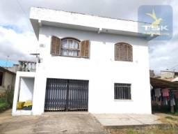 Sobrado em ótimo terreno, 140 m² por R$ 440.000 - Estados - Fazenda Rio Grande/PR