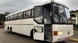 Onibus mercedes 0400 trucado 1995 muito conservado - 1995
