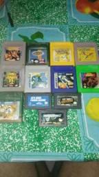 Jogos para Game boy, Game boy color e advanced