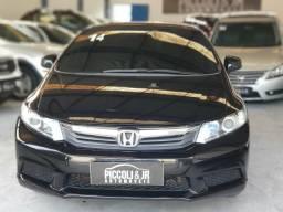 Honda Civic LXS 1.8 manual - 2014