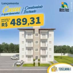 Apartamento 100% Financiado