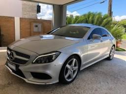 Mercedes CLS 400 - Aut. V6, Bi-Turbo, Teto!