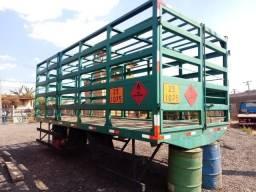 Gaiola Carroceria para Transporte de Gás - 2018