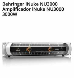 Amplificador Behringer inuke 3000w