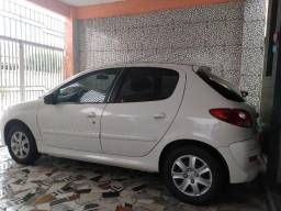 Peugeot 207 completo - 2014
