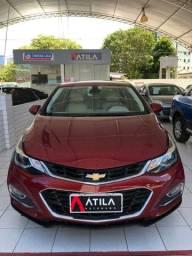 Chevrolet cruze turbo LTZ cambio automatico com teto solar 2017
