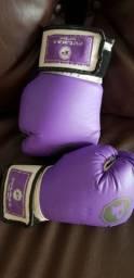 Luvas de luta boxe Muay Thay