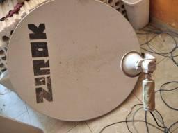 Antena zirok + Groove 5.8
