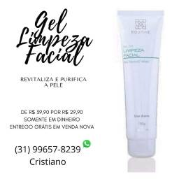 Gel Limpeza Facial