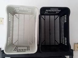 Caixa de plástico Merconplas 42 L