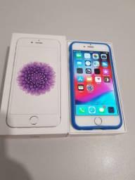 iPhone 6 16gb em ótimo estado aceito troca por celular inferior e uma volta em dinheiro