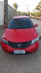 Honda city sport 2014 vermelho