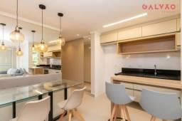 Apartamento à venda com 2 dormitórios em Jardim social, Curitiba cod:GD0140