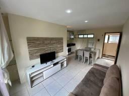 Apartamento com 1 dormitório para alugar, 37 m² por R$ 2.200,00/mês - Graças - Recife/PE