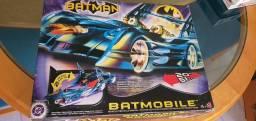 Batmóvel Mattel