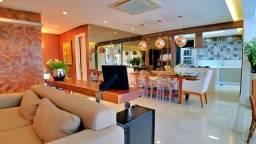 Apartamento 3 Suítes, 151 m² c/ armários e personalizado na 404 Sul - Reserva Du Parc