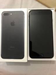 iPhone 7 Plus 32GB Preto fosco super conservado