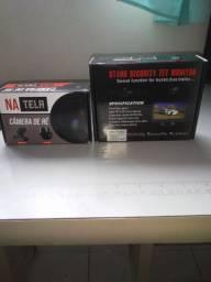 Câmera de Ré com sensor