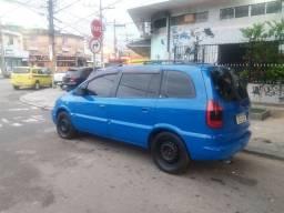 Gm - Chevrolet Zafira 10 comfort 2.0/8v flex+gnv comp. som 7 lugares doc. ok em meu nome