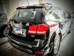 Dodge Journey Blindada Inbra 40 mil km 2012