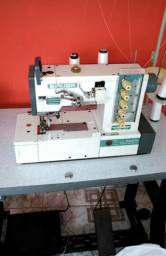 Maquina costura industrial Galoneira Siruba