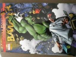 Hulk banner edição encadernada