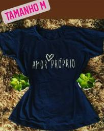 T-shirts Femininas ?