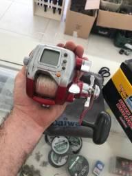 Carretilha elétrica Daiwa Seaborg 400 FBe Japão
