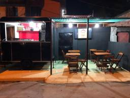 Vendo Trailher Food Truck