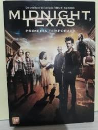 Midnight, texas primeira temporada completa dvd