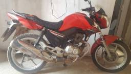 Vendo moto fan 160 - 2016