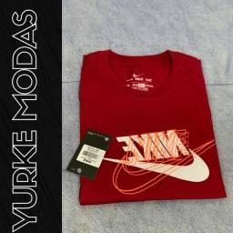 Camisa the Nike tee Red