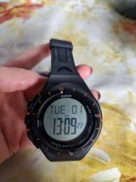 Relógio monitor cardíaco Speedo 58010G0EVNP1 novo!