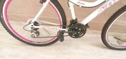 Bicicleta musa feminina
