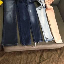 Calças Jean Darrot N 34 e 36