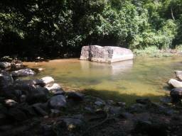 Casa em frente a cachoeira!