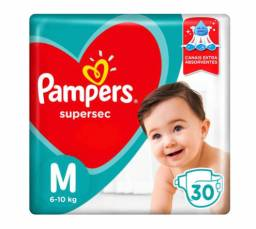 Pampers supersec M