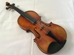 Violino Oficina Chinesa Ajustado e Regulado Luthier João Buratti