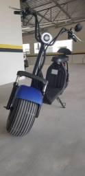 Scooter Harley elétrico 2000w