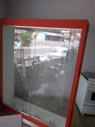 Expositor de vidro $ 1.600