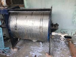 Venda de Máquinas/Equipamentos de Lavanderia Industrial