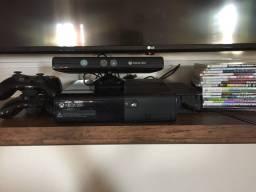 Xbox 360 - 4GB de memória + Kinect