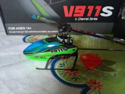 Helicoptero V911 Wltoys