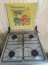 Vendo fogão novo ou troco por cooktop com armário.