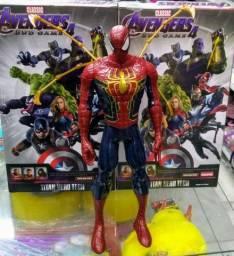 Homem Aranha avengers